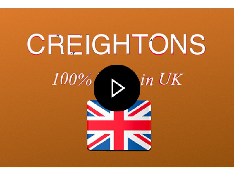 New Arrival! Creightons Hair Care Series - 100% Made in UK!